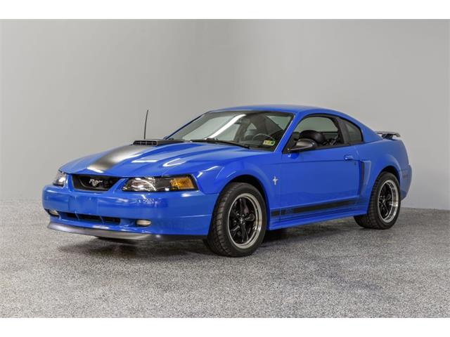 Picture of '03 Mustang - P4BO