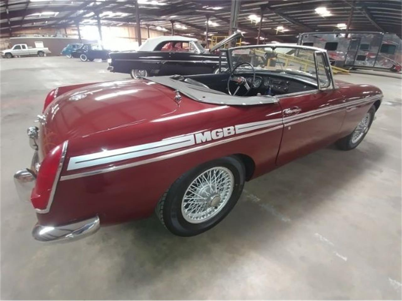For Sale: 1967 MG MGB in Cadillac, Michigan
