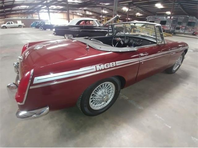 Picture of '67 MGB - P4BT