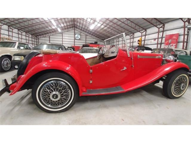 Picture of 1951 MG TC located in Cadillac Michigan - P4BZ