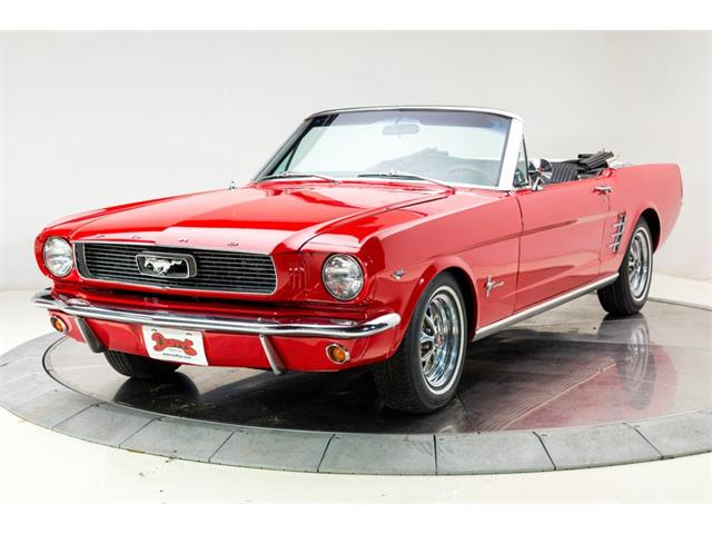 Picture of '66 Mustang - P4C7