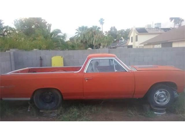 Picture of Classic 1966 Chevrolet El Camino Offered by  - P4CC