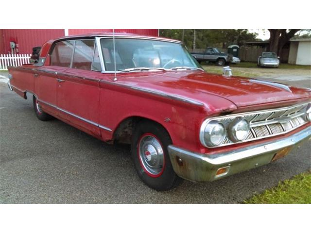 1963 Mercury Monterey for Sale on ClassicCars com on