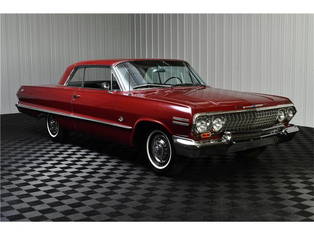 Picture of Classic '63 Chevrolet Impala SS located in Scottsdale Arizona Auction Vehicle - P2XP