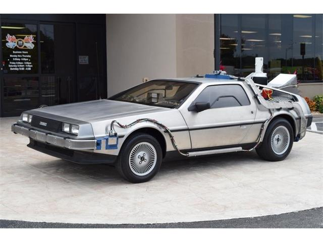 Picture of '81 Back to the Future - P4CY