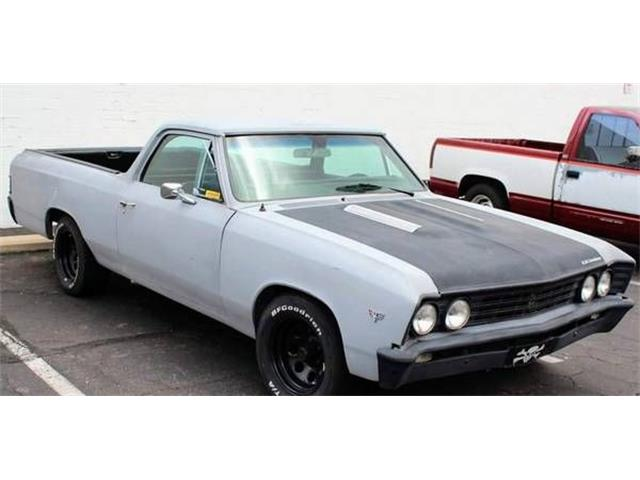 Picture of 1967 El Camino - $11,495.00 - P4DF