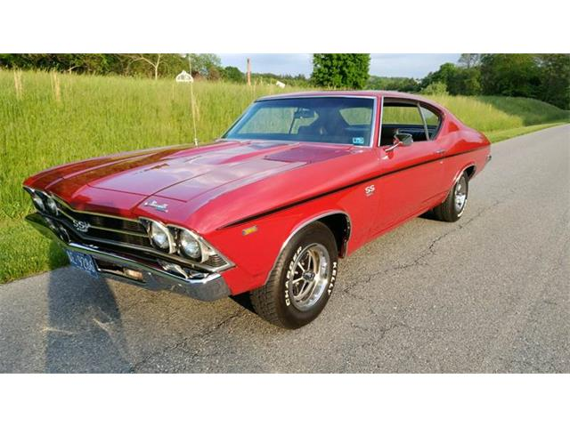Picture of Classic 1969 Chevelle - $48,900.00 Offered by  - P4DK