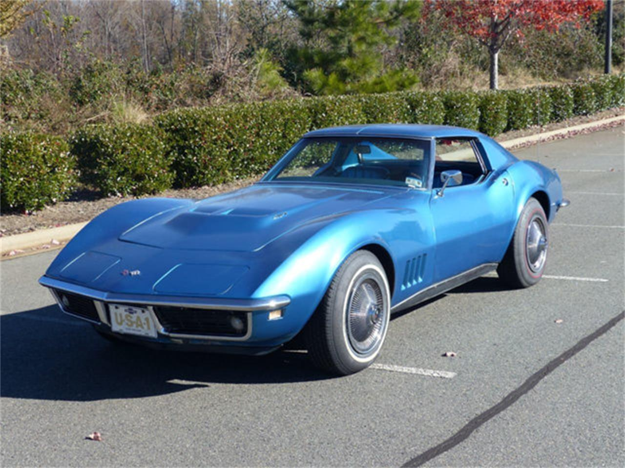 Large Picture of Classic '68 Corvette located in Charlotte North Carolina - P4DS
