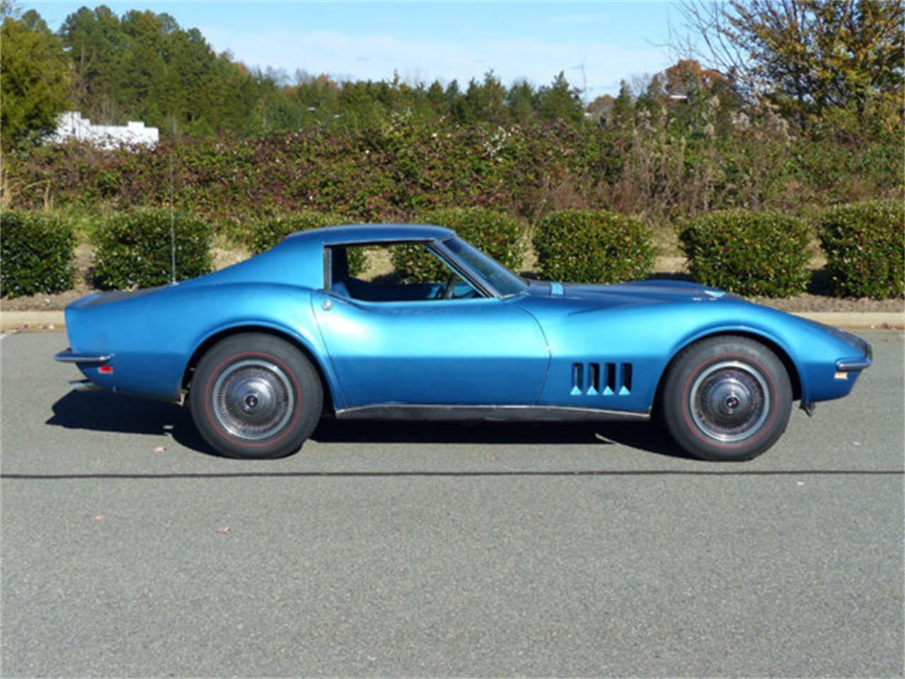 Large Picture of '68 Chevrolet Corvette located in North Carolina Offered by Hendrick Performance - P4DS
