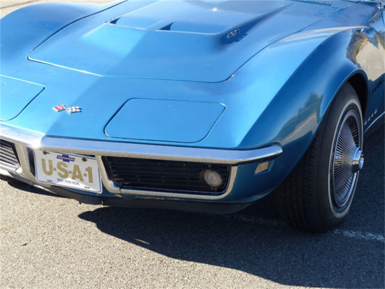 Large Picture of Classic '68 Corvette - $33,990.00 - P4DS