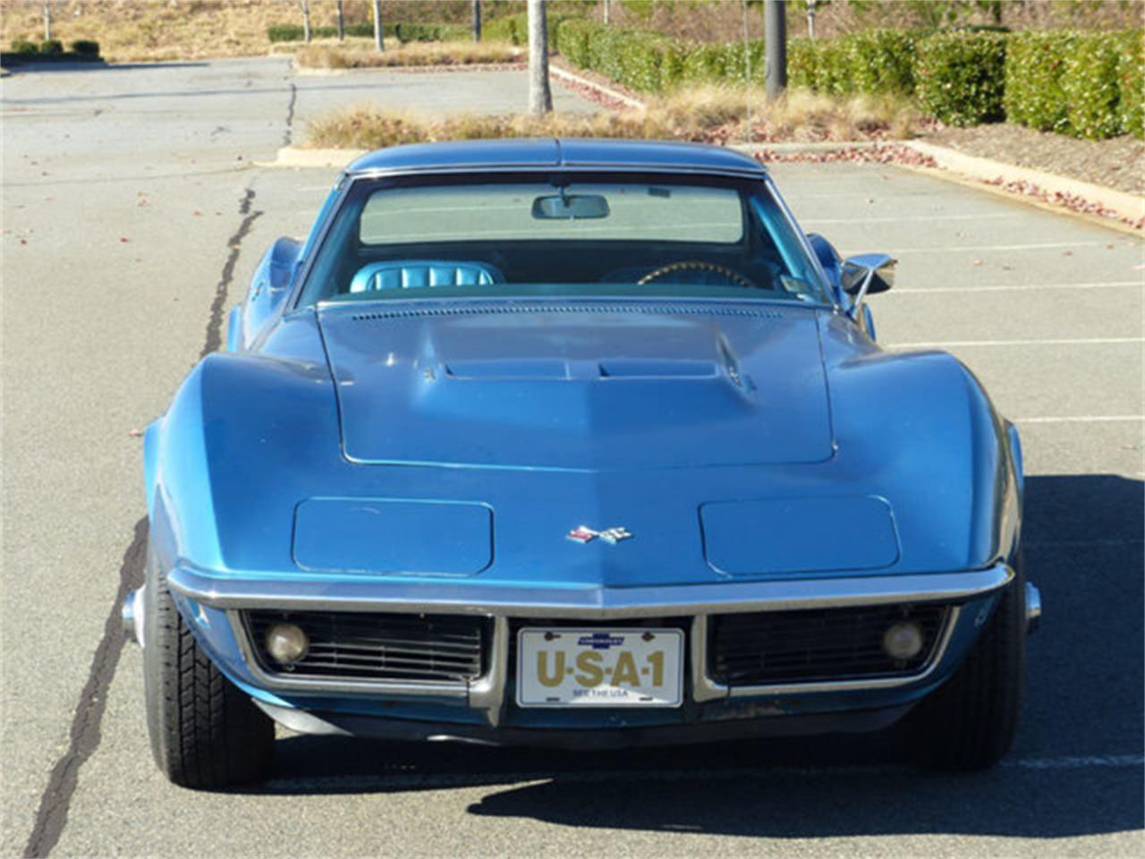 Large Picture of 1968 Corvette - P4DS
