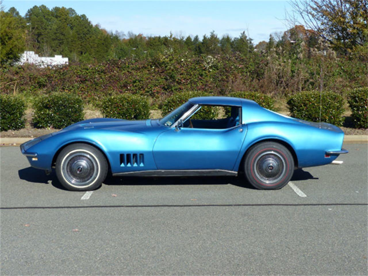 Large Picture of Classic '68 Chevrolet Corvette - $33,990.00 - P4DS