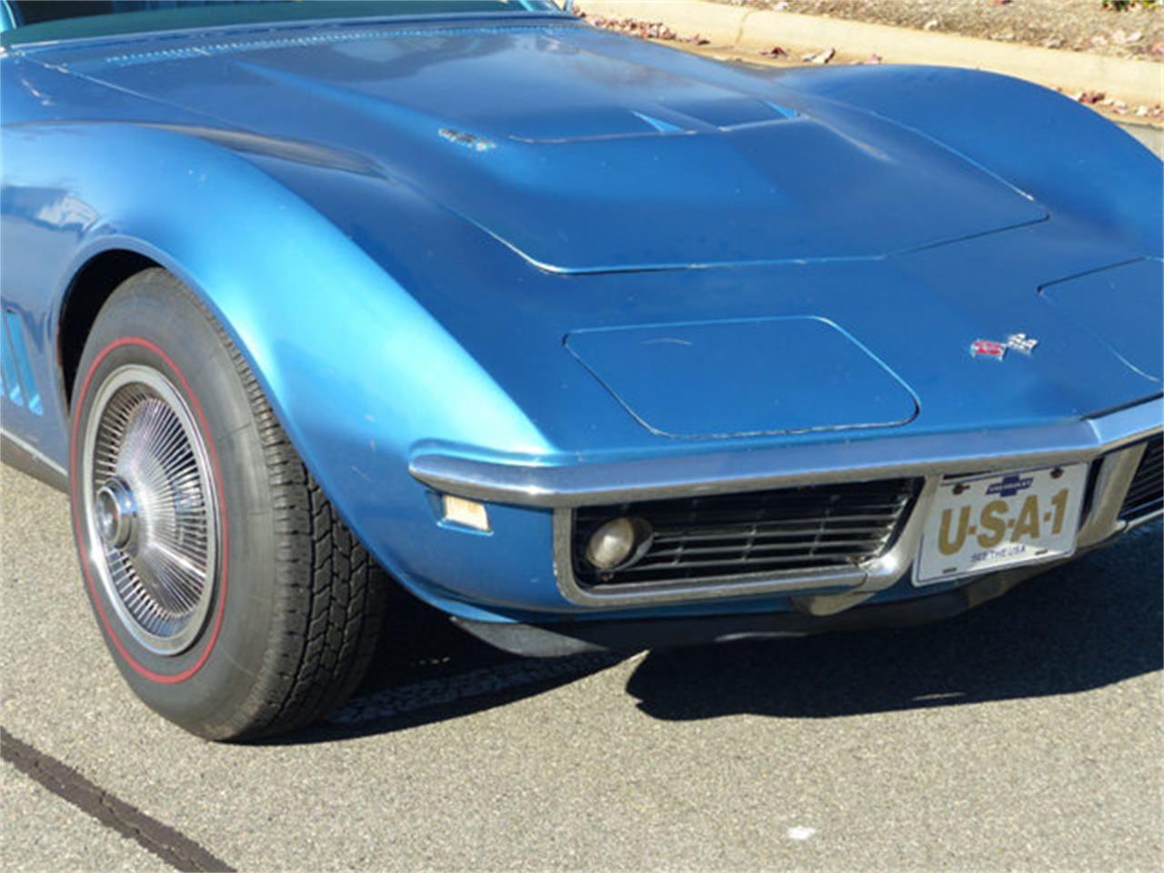 Large Picture of '68 Chevrolet Corvette - P4DS