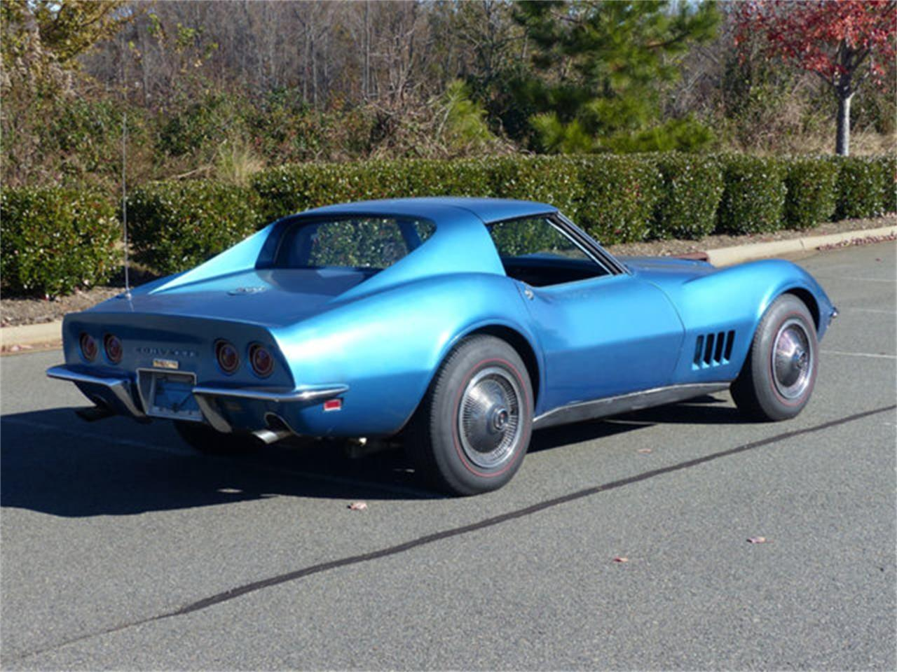 Large Picture of 1968 Chevrolet Corvette located in Charlotte North Carolina - P4DS