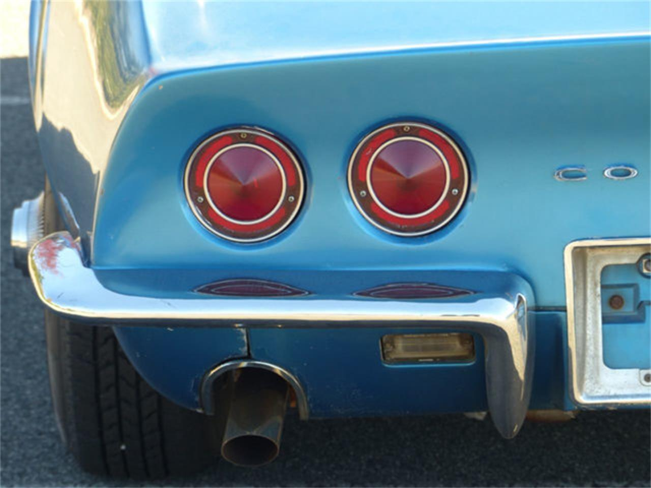 Large Picture of Classic '68 Corvette located in North Carolina Offered by Hendrick Performance - P4DS
