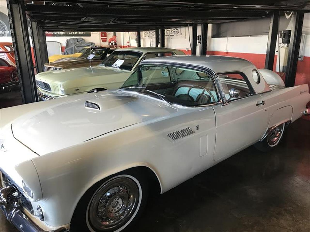 Large Picture of Classic '56 Thunderbird located in Nevada - $34,980.00 - P4E8