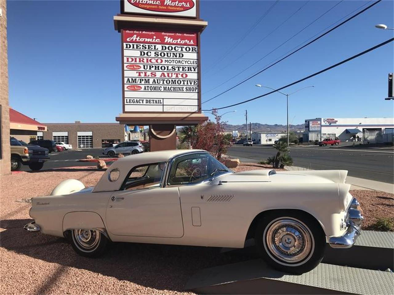 Large Picture of '56 Ford Thunderbird - P4E8