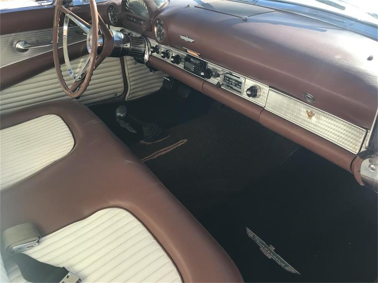 Large Picture of Classic 1956 Ford Thunderbird located in Henderson Nevada - P4E8
