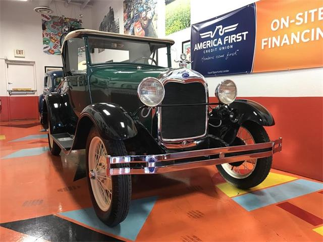 Picture of '29 Model A - P4ED