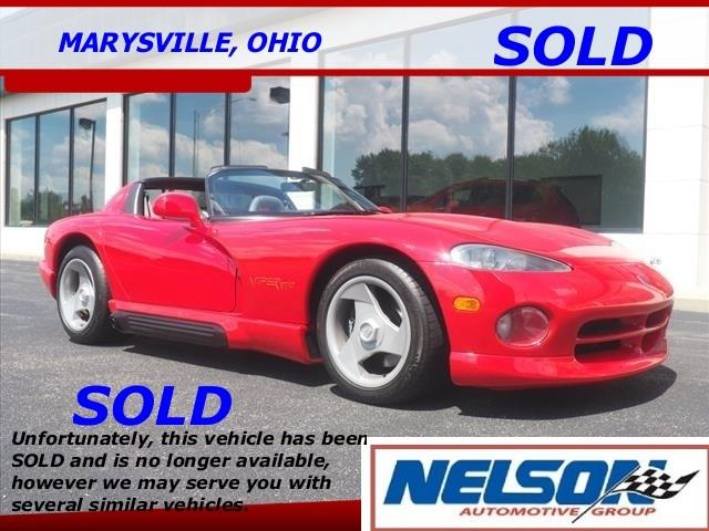 Picture of 1993 Viper located in Ohio Offered by  - P4EL