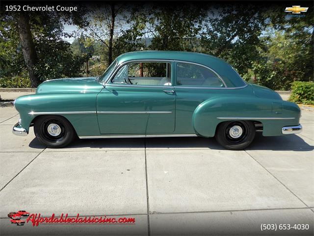 Picture of Classic '52 Chevrolet Coupe located in Oregon Offered by  - P4F7