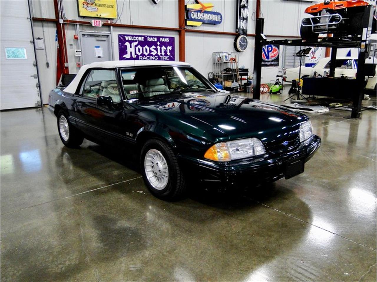 Large Picture of '90 Ford Mustang located in Beverly Massachusetts - $19,900.00 Offered by Legendary Motors LLC - P4FP