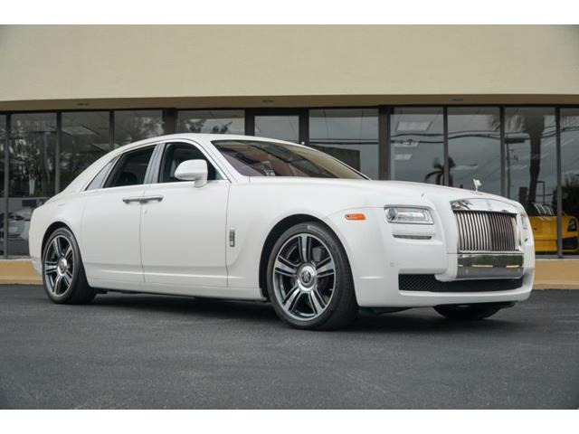 Picture of 2014 Rolls-Royce Silver Ghost - $165,900.00 - P4FT
