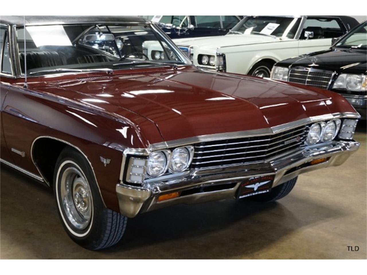 Large Picture of Classic '67 Impala located in Chicago Illinois - P4FZ