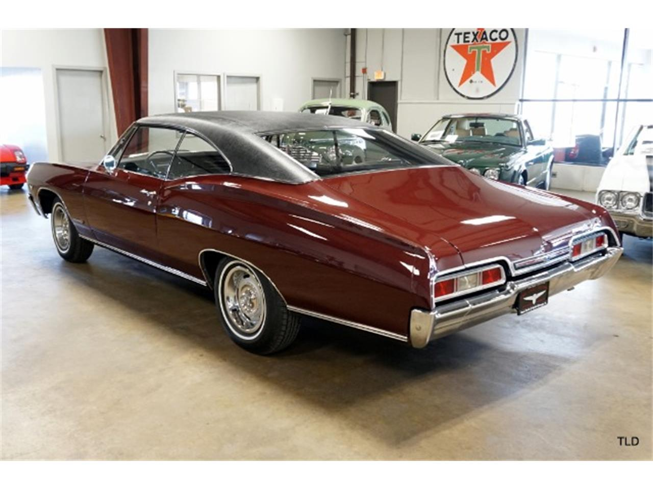 Large Picture of Classic 1967 Chevrolet Impala located in Chicago Illinois - $36,000.00 Offered by The Last Detail - P4FZ