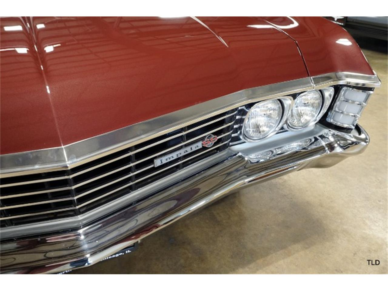 Large Picture of Classic '67 Chevrolet Impala Offered by The Last Detail - P4FZ