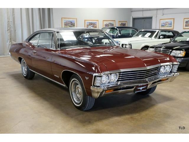 1967 Chevrolet Impala for Sale on ClassicCars com on ClassicCars com