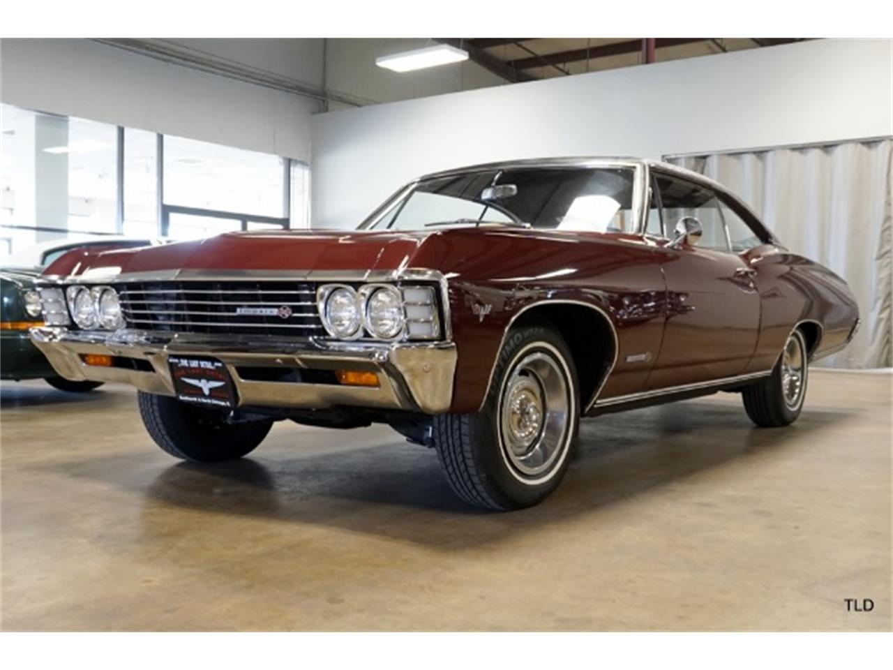 Large Picture of 1967 Chevrolet Impala located in Chicago Illinois - $36,000.00 - P4FZ