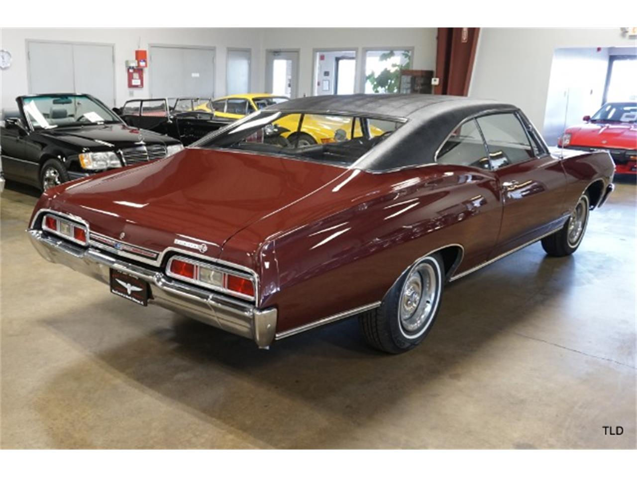 Large Picture of Classic '67 Chevrolet Impala - $36,000.00 Offered by The Last Detail - P4FZ