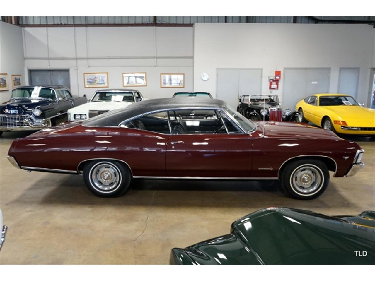 Large Picture of Classic 1967 Chevrolet Impala - P4FZ