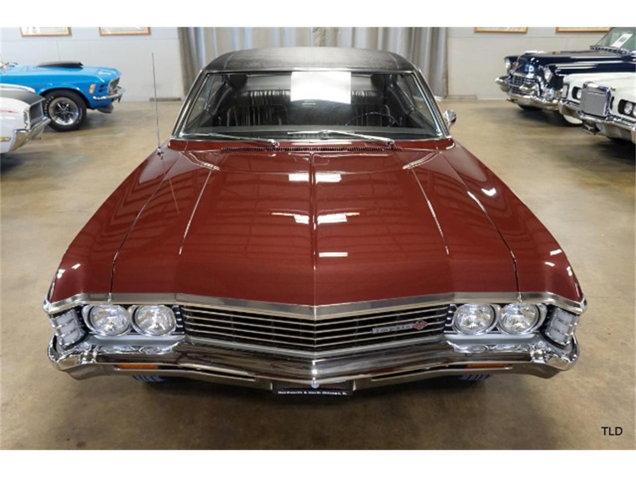 Large Picture of 1967 Chevrolet Impala located in Illinois - $36,000.00 - P4FZ