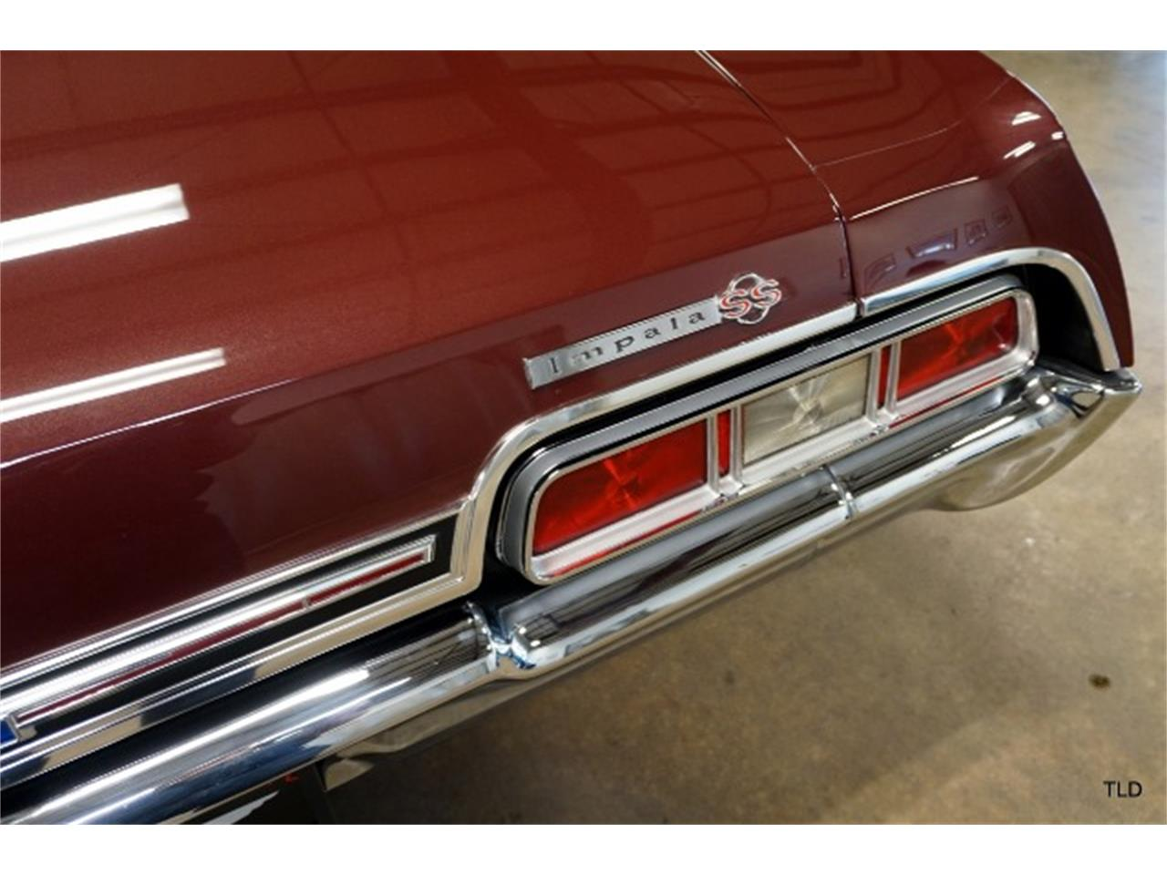 Large Picture of 1967 Chevrolet Impala located in Chicago Illinois - $36,000.00 Offered by The Last Detail - P4FZ