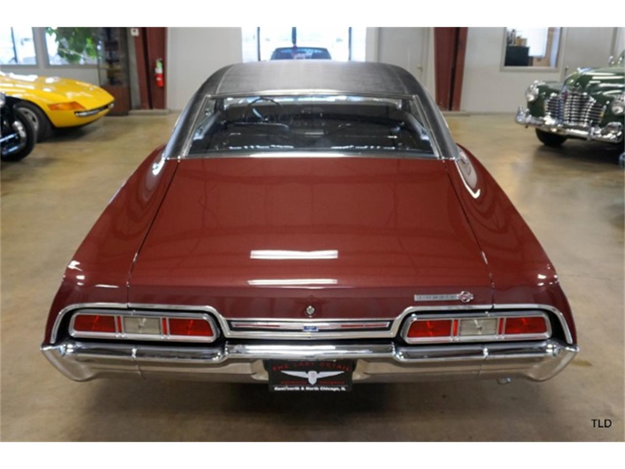 Large Picture of '67 Chevrolet Impala Offered by The Last Detail - P4FZ