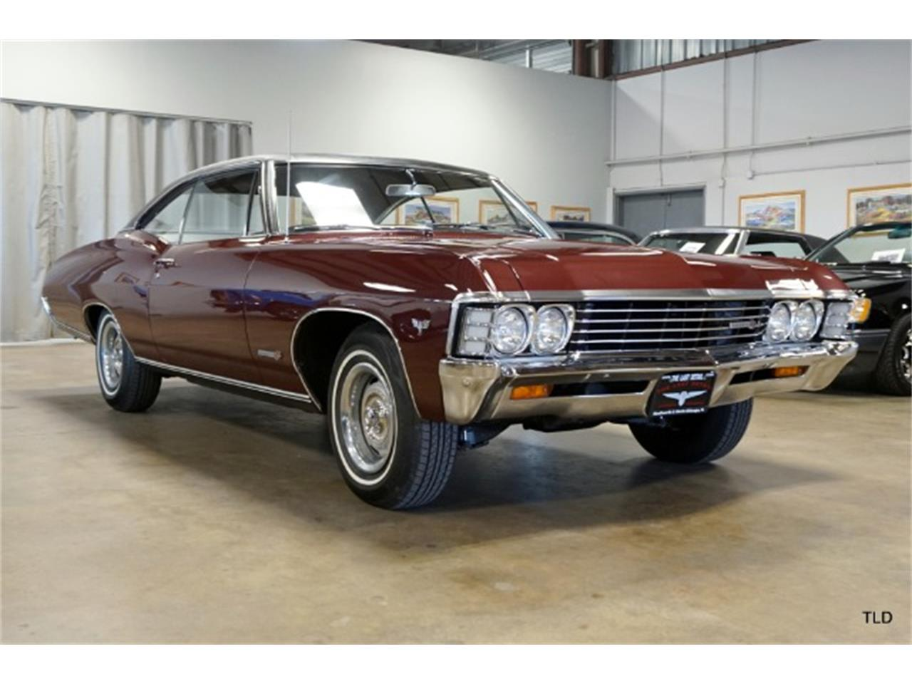 Large Picture of Classic '67 Impala located in Chicago Illinois - $36,000.00 Offered by The Last Detail - P4FZ