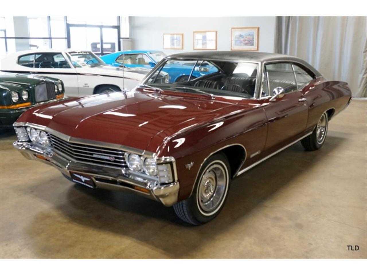 Large Picture of 1967 Chevrolet Impala located in Illinois Offered by The Last Detail - P4FZ