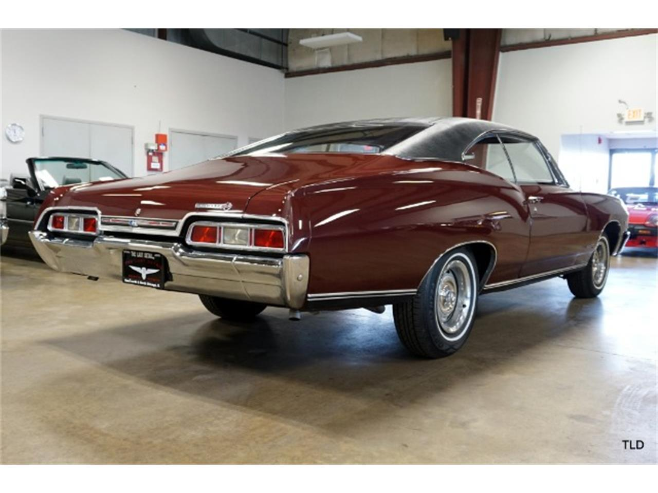 Large Picture of Classic 1967 Impala - P4FZ