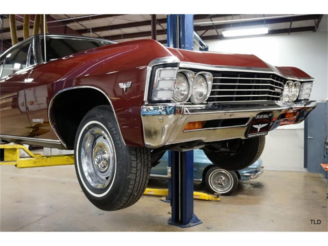 Large Picture of Classic 1967 Impala located in Chicago Illinois - $36,000.00 - P4FZ