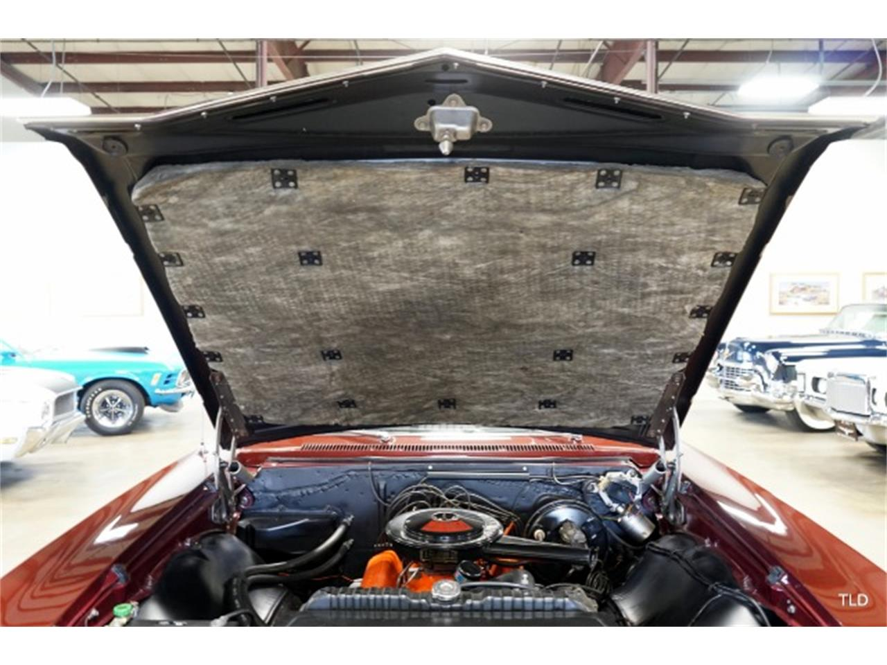 Large Picture of 1967 Chevrolet Impala - P4FZ