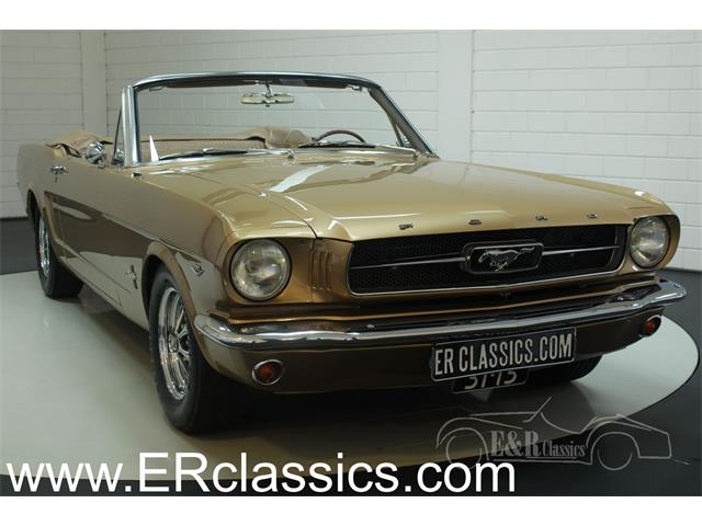 Picture of '65 Mustang - P4GI