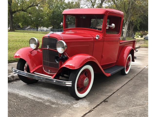 Picture of Classic 1932 Ford Pickup located in Sugar Land Texas - $36,000.00 - P4GT