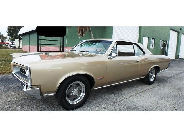 Picture of 1966 Pontiac GTO Offered by  - P4GX