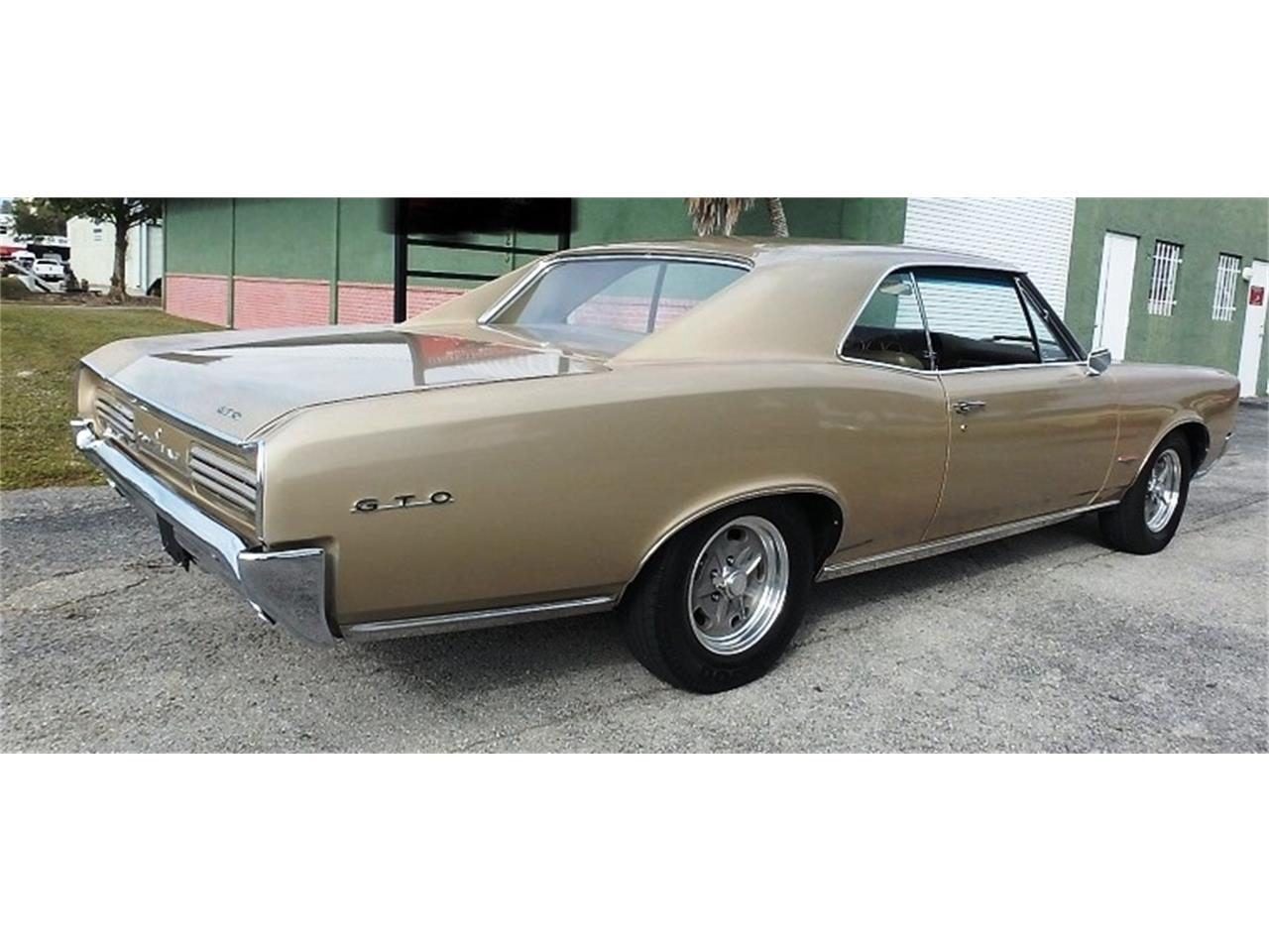 Large Picture of '66 GTO - P4GX