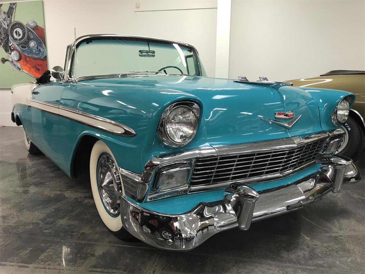 Peachy For Sale 1956 Chevrolet Bel Air In West Valley City Utah Beutiful Home Inspiration Semekurdistantinfo
