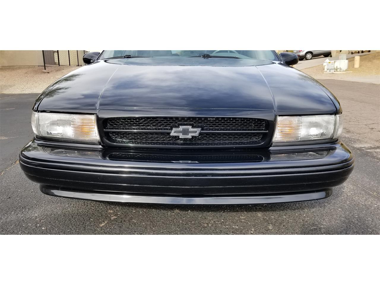 For Sale: 1996 Chevrolet Impala SS in Scottsdale, Arizona