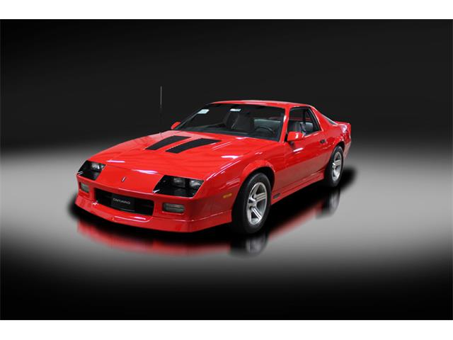 Picture of '90 Camaro IROC-Z - P4HN
