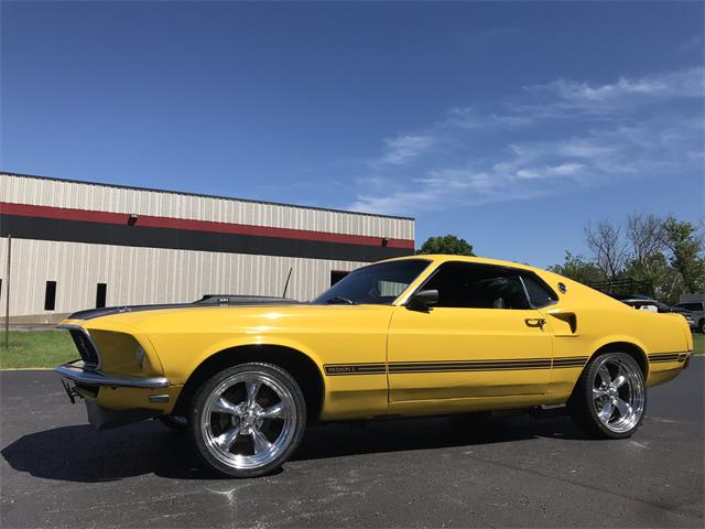 Picture of '69 Mustang - P4HR